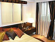 内窓プラスト:ベッドルーム01